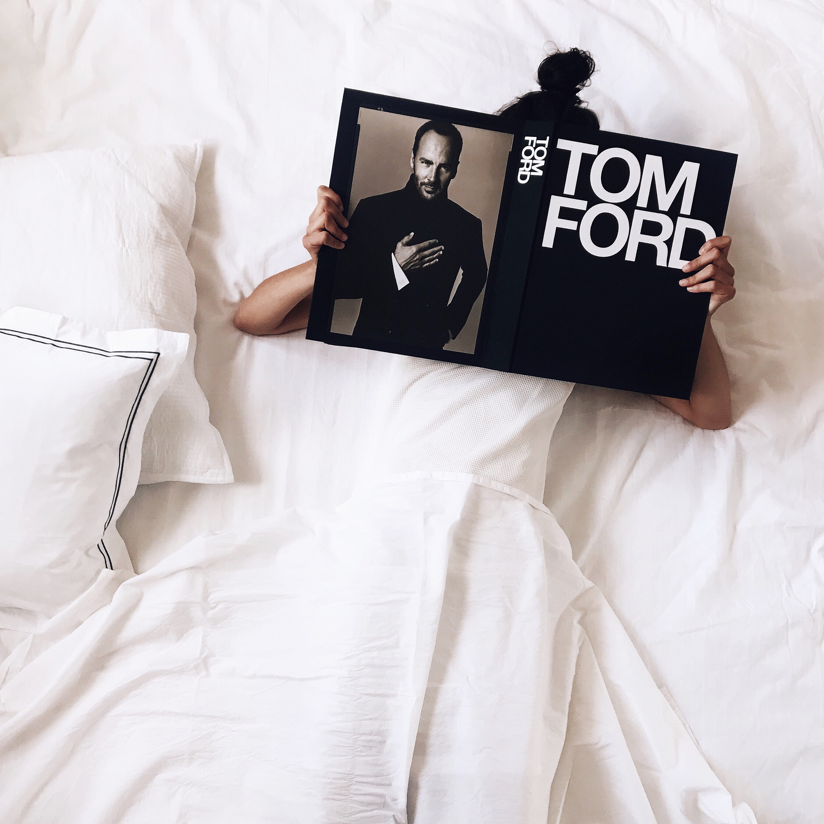 HOW BOOK CLUB TOM FORD